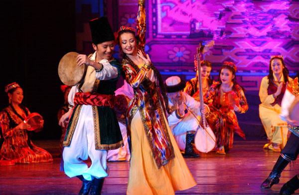 维吾尔风俗