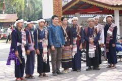 傣族服饰:朴实大方的傣族男子服