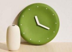 挂钟摆放什么方位最吉利,家中最多只能摆放几个挂钟?