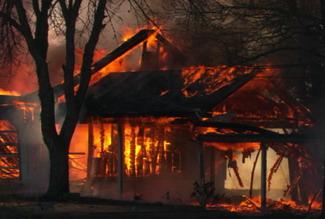 梦见自己房子着火了_梦见房子着火是什么意思,预兆_周公解梦