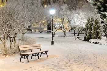 孕妇梦见下雪