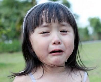 梦见小女孩哭