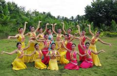 傣族服饰特色—行走的民族文化