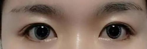 女人眼睛圆短的面相好吗,女人的眼睛面相分析