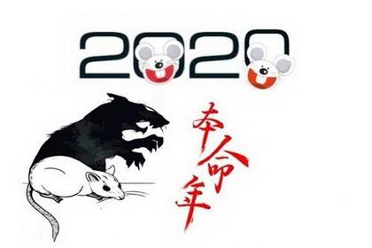 2020年屬鼠本命年